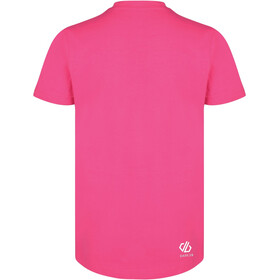 Dare 2b Frenzy T-shirt Fille, cyber pink
